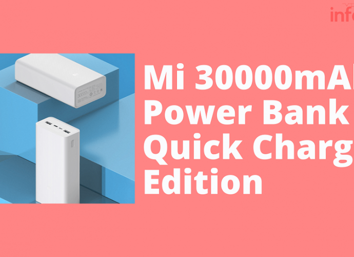 Mi 30000mAh Power bank 3